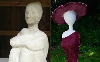 gartenskulpturen aus beton sommerakademie borgholzhausen. Black Bedroom Furniture Sets. Home Design Ideas